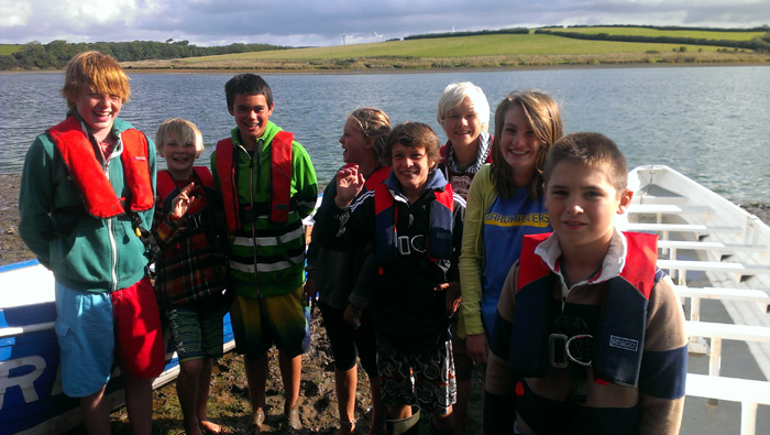 Boscastle & Crackington Youth team
